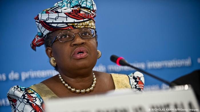 Angola felicita nova directora da OMC