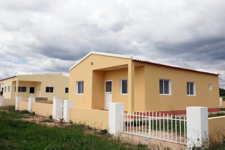 Cooperativa prevê construir mil casas nos 163 municípios