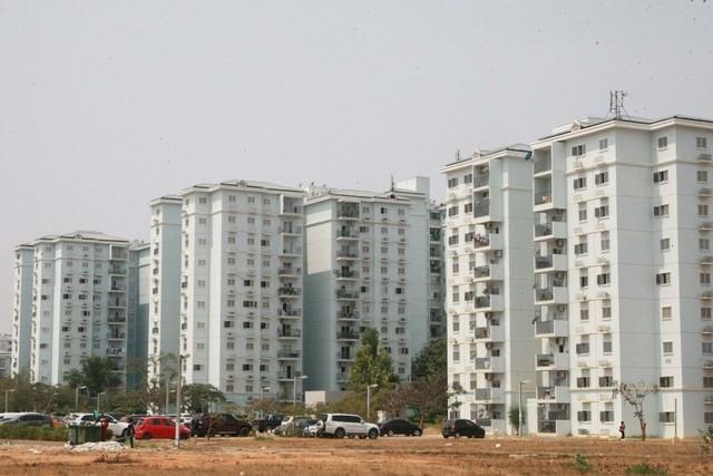 Angola vai registar 800 mil imóveis até 2022