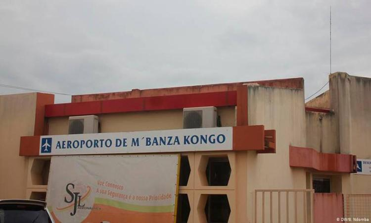 Construção do aeroporto de Mbanza Congo em dúvidas para este ano