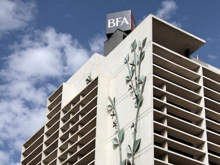 BFA e antiga administradora em litígio