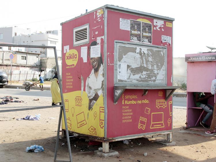 Quiosques do Xikila Money cobiçados por vendedores que querem gerir