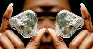Angola arrecada 56,6 milhões de dólares com leilão de diamantes