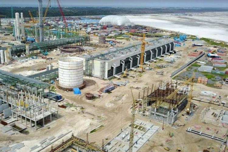 Refinaria do Lobito vai processar até 200 mil barris por dia