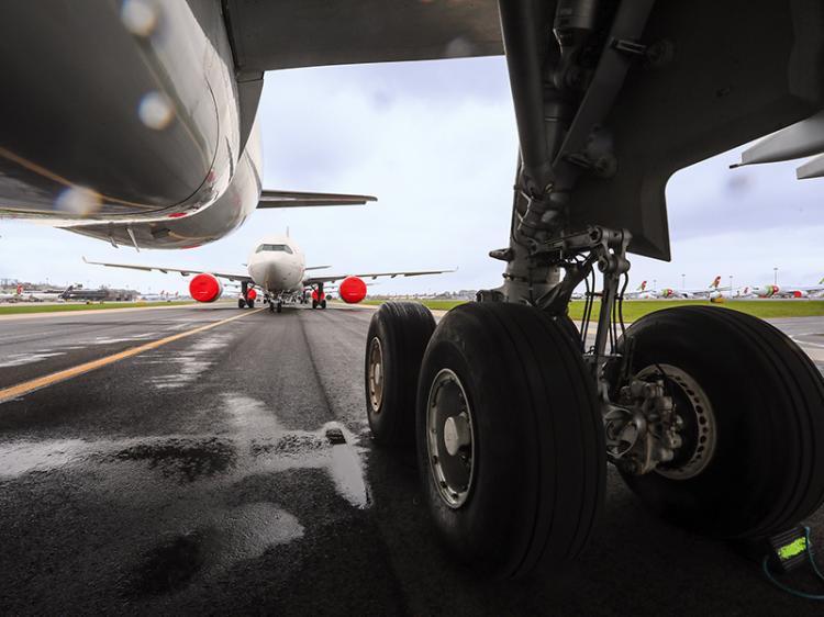 Companhias aéreas querem fim do 'monopólio' da Ghassist