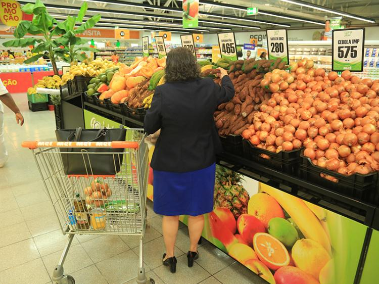 Índice  de preços aumenta 2,3%