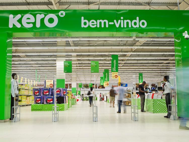 Shoprite à frente para substituir Kero no Luanda Shopping