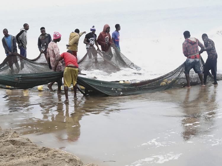 Pesca artesanal com recuo de 50% no Nzeto