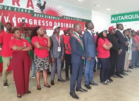 UNITA realiza congresso